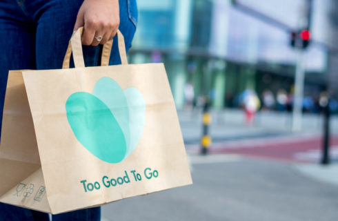 Too Good To Go food waste initiative