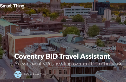Coventry BID team up with You Smart Thing
