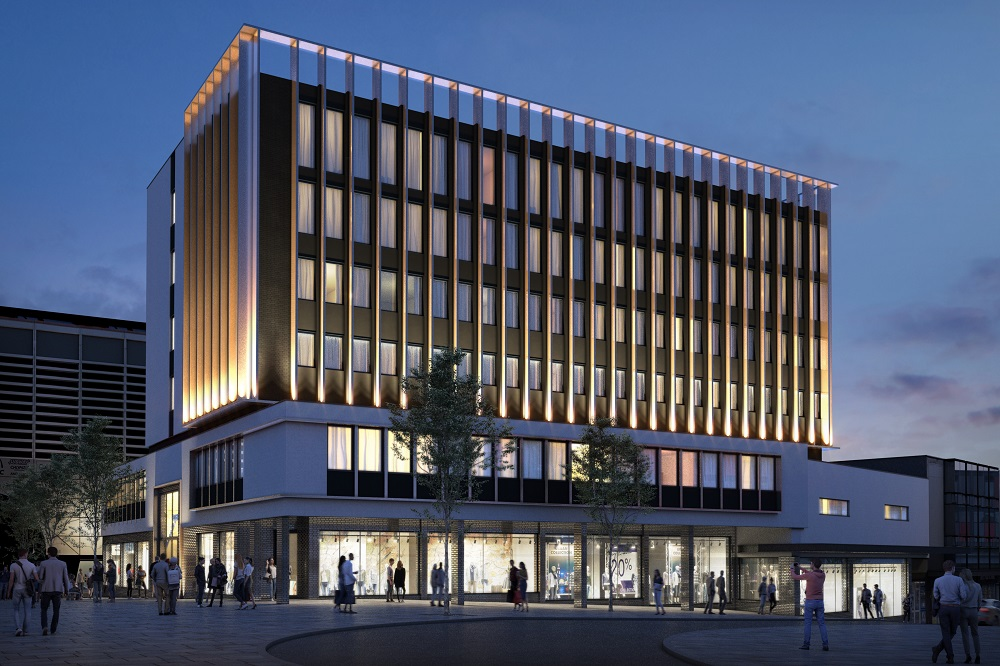 """EDG Property is now creating 36 """"new living"""" apartments at Ironmonger Row"""